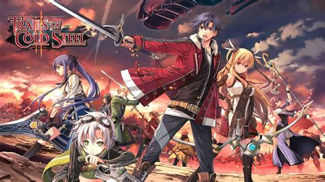 The The Legend 2 trails of cold steel ii is available now on pc no more