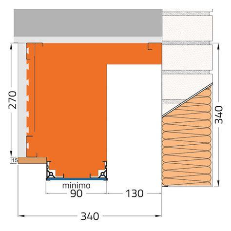 infisso interno salvaclima frangisole sistema salvaclima controtelai e