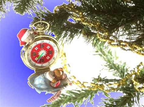 clock themes all download 7art christmas tree clock screensaver at free