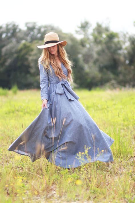 shabby apple chambray dress upbeat soles florida fashion blog