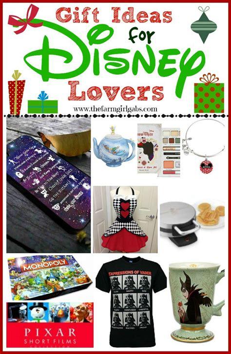 gift ideas for disney www thefarmgirlgabs