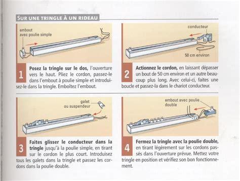 Montage De Rideaux by Le Guichet Du Savoir Consulter Le Sujet Tringle 224 Rideau