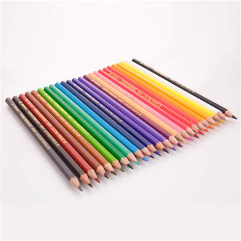 color pencil sharpener marco 4100 24cb 24 color assorted drawing colored pencils