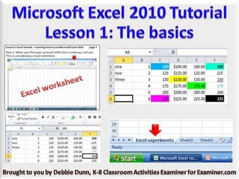 learning microsoft excel in pdf 17 best images about excel for dummies on pinterest