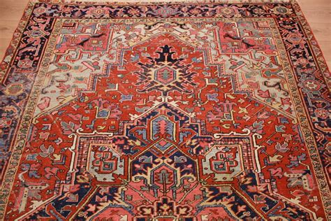 www teppich teppich antiker perser teppich quot heriz quot 320x230 cm