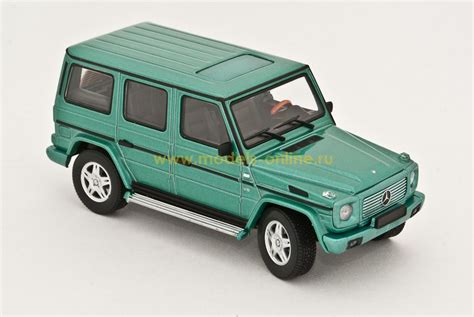 mercedes g wagon green масштабная модель mercedes g wagon lwb w460 1980