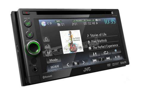 jvc kw avbte sintolettore av  din monitor auto