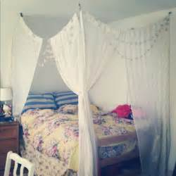 Canopy Bedroom Diy 20 Diy Canopy Beds Home Design And Interior