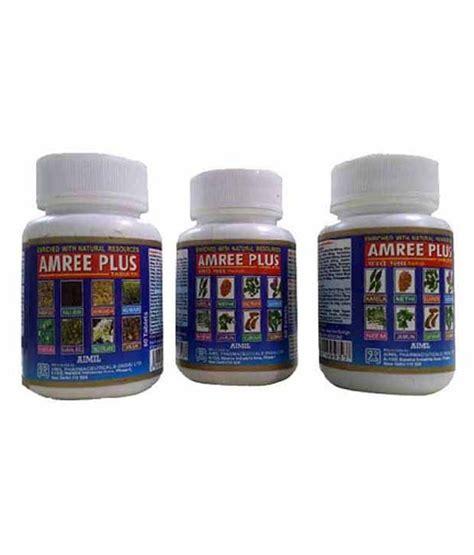 C Combo 60 Tablet Treelains aimil amree plus tablets 60 tabs combo of 3 buy aimil