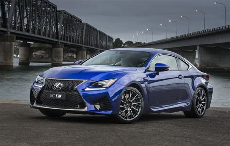 Lexus Rc F On Sale In Australia In February From 133 500