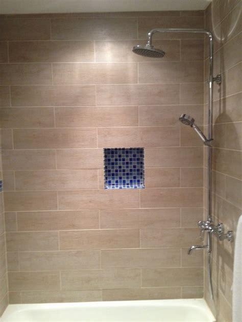 wood tile shower wood tile shower crowdbuild for