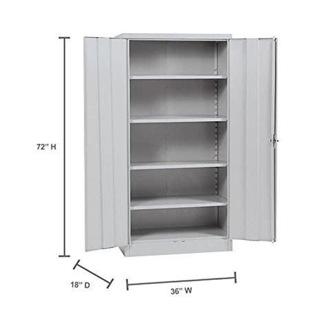 Sandusky Lee RTA7000 05 Dove Gray Steel SnapIt Storage