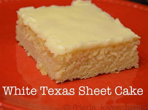 vanilla sheet cake recipe cake frieda bread grammy s vanilla sheet cake
