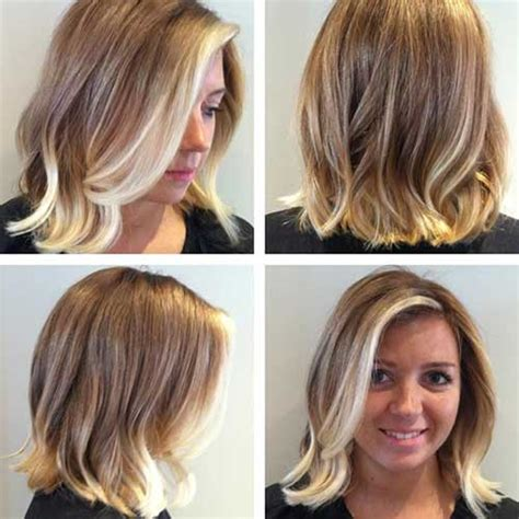 ombre for older 20 new wavy hairstyles for short hair short hairstyles