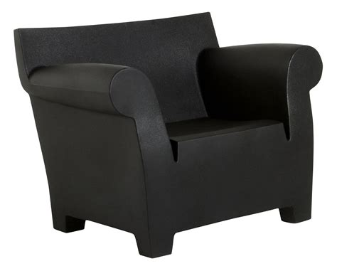 Bubble Club Armchair Bubble Club Armchair Black By Kartell