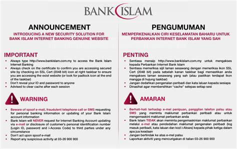 bank islam account number bank islam ib