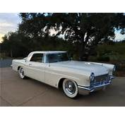 1956 LINCOLN CONTINENTAL MARK II 2 DOOR HARDTOP  Front 3/4 179988