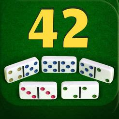 ‎42 dominoes on the app store