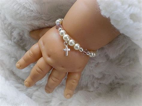 christening baptism baby gifts baby bracelets newborn