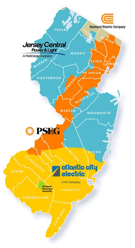 map of maryland electric utility new jersey better cost