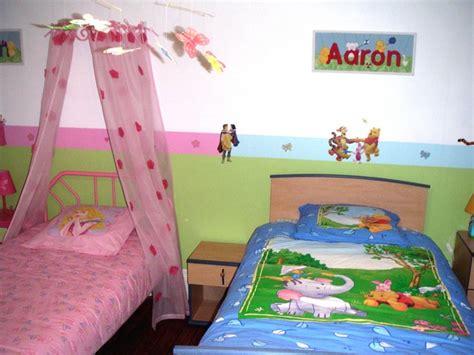 Attrayant Chambre Complete Bebe Pas Chere #9: Decoration-de-chambre-pour-fille-et-garcon-3.jpg