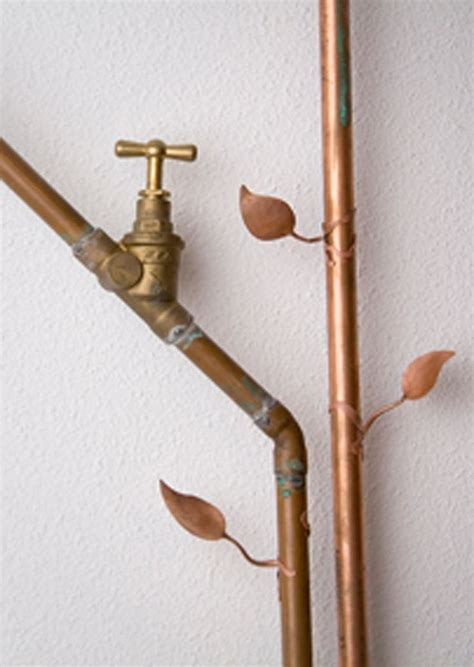 Copper In Plumbing by 28 Best Images About Exposed Pipes Conduits On