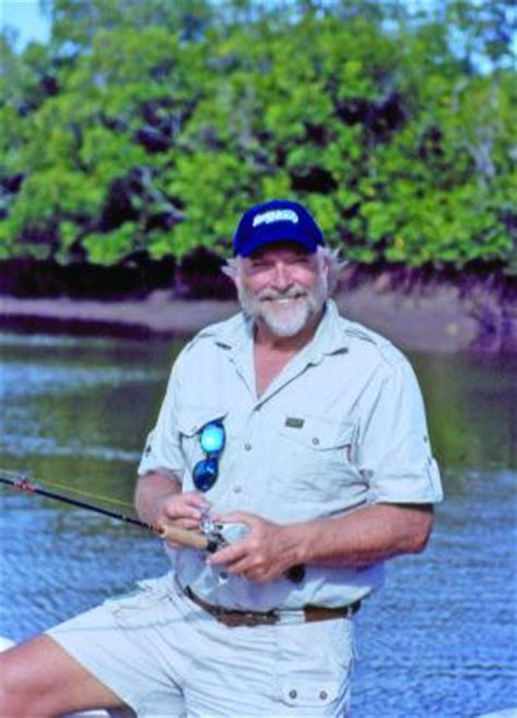 fishing monthly magazines : a few beers with rex hunt