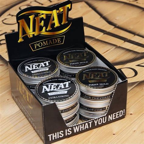 Pomade Neat neat pomade home