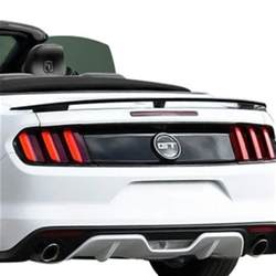 2017 ford mustang spoilers | custom, factory, lip & wing