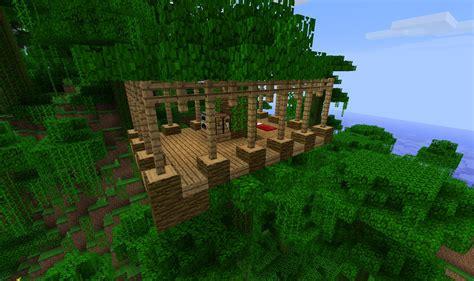 tree house plans  minecraft