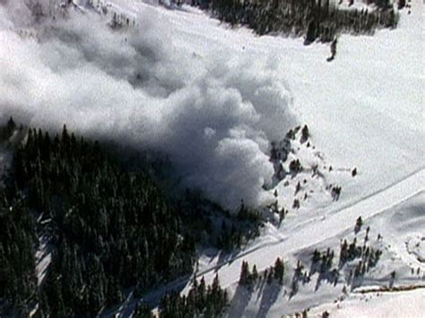 Disasters Up Avalanches avalanches 101 lessonpaths