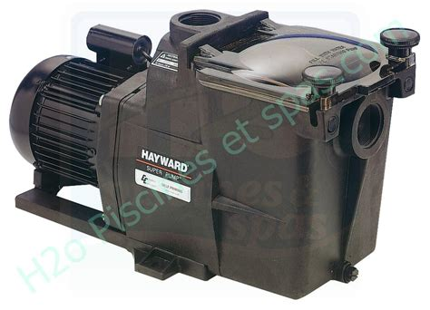 Systeme De Filtration Piscine 1611 by Pompe De Filtration Hayward Sp 1611 1 Cv