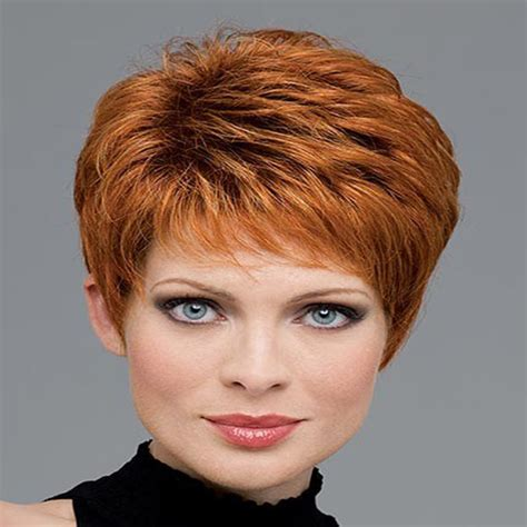 haircut coupons ta pixie cut hairstyle synthetic wigs short hair straight