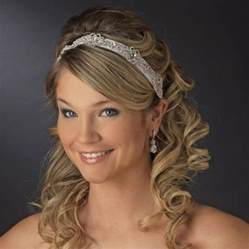 wedding hair styles elegant wedding hairstyles with a ribbon beauty blog