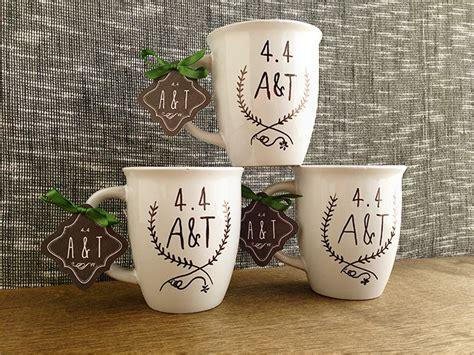 Wedding Favors Mugs by Diy Sharpie Mugs Evermine