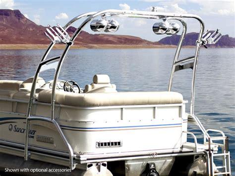 pontoon boat ski accessories ski tower for pontoon boat bing images