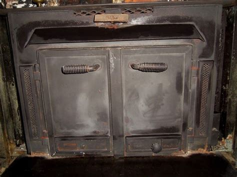 buck stove wood burning fireplace insert stove place