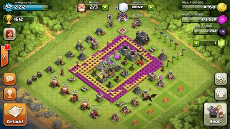 clahs of clans app of the week clash of clans