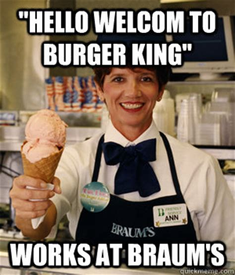 Burger King Meme - this isn t burger king you can t have it your way misc
