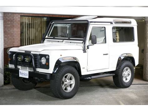 white land rover defender 90 get last automotive article 2015 lincoln mkc makes its