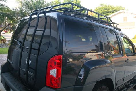 Nissan Xterra Roof Rack by Fs Complete Oem Roof Rack Second Generation Nissan