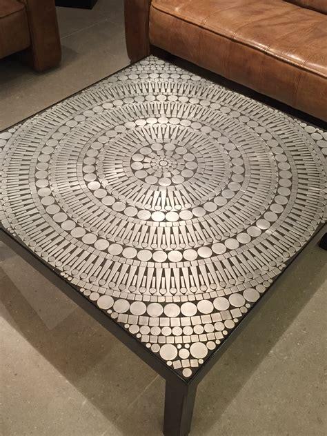 Table Basse Mosaique by Table Basse Mosa 239 Que Circa 1970 Paul Bert Serpette