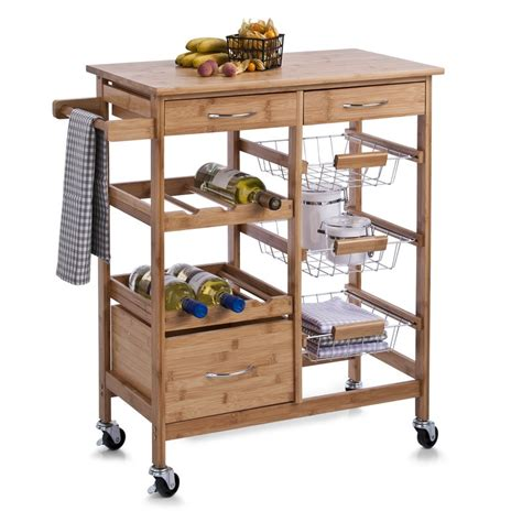 Kitchen Island Trolleys Zeller Kitchen Trolley Reviews Wayfair Co Uk