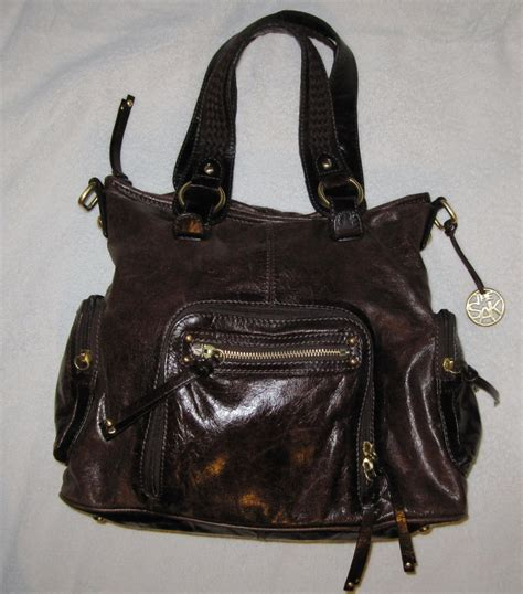 Sak Shopper Bag by The Sak Dakota Leather Cs Purse Shopper Handbag