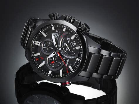 Jam Tangan Pria Hd 4 Time Leathersuper Premium Aaa 1 Casio Eqb 500dc 1ajfを半年使ってみた Bellonieta Net