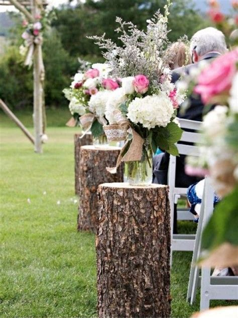 Wedding Aisle Songs Emotional by Jars Wedding And Flower On