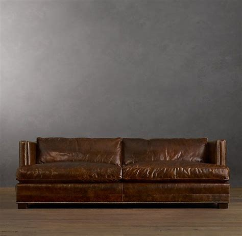 restoration hardware easton sofa 17 best images about basements bars man caves on