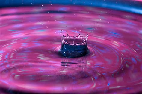 how to a to drop a how to take pictures of water drops
