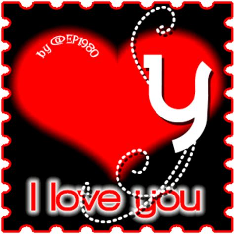 letter y i love you tags heart beating red love romance