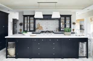 Black Kitchen Designs by 31 Black Kitchen Ideas For The Bold Modern Home